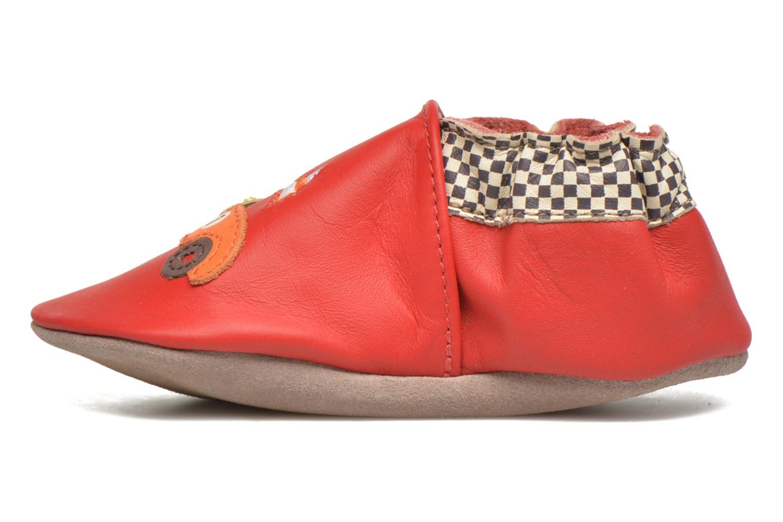 Pantoffels Robeez Speed Rood voorkant