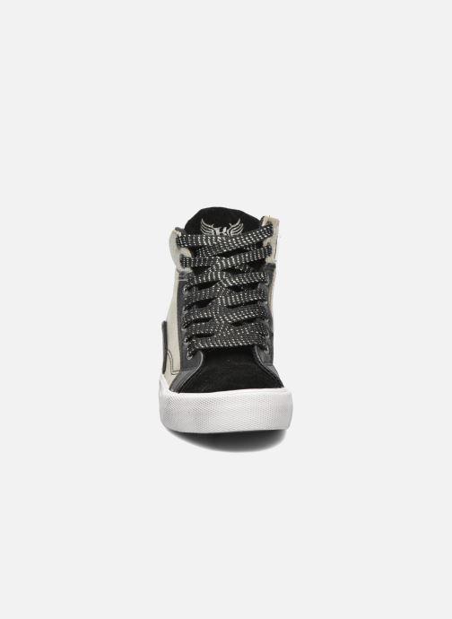 Baskets Kaporal Amelony Noir vue portées chaussures