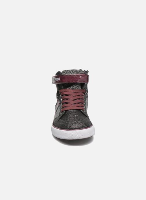 Baskets Kaporal Mounty Noir vue portées chaussures