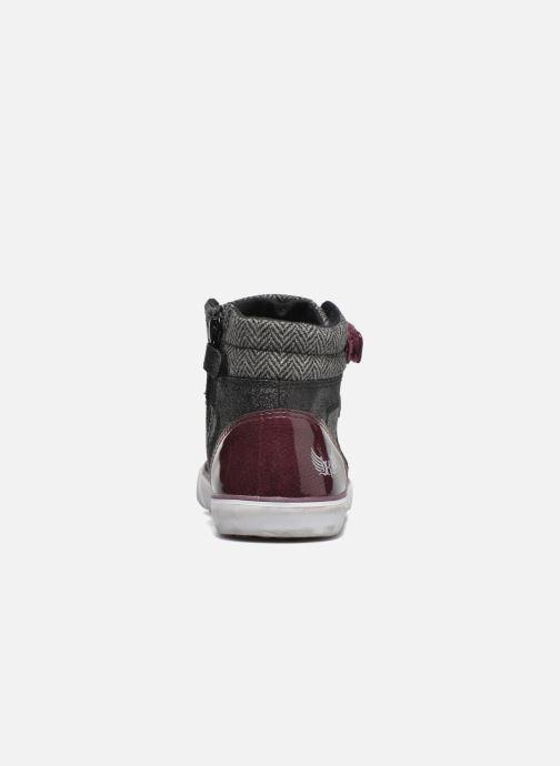 Sneakers Kaporal Mounty Nero immagine destra