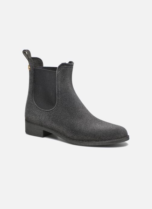 Bottines et boots Lemon Jelly Velvety Gris vue détail/paire