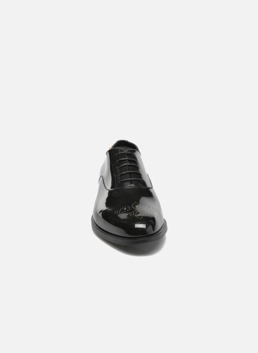 Chaussures à lacets Lemon Jelly Jeny Noir vue portées chaussures