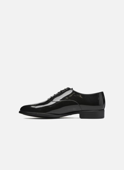 Lace-up shoes Lemon Jelly Jeny Black front view
