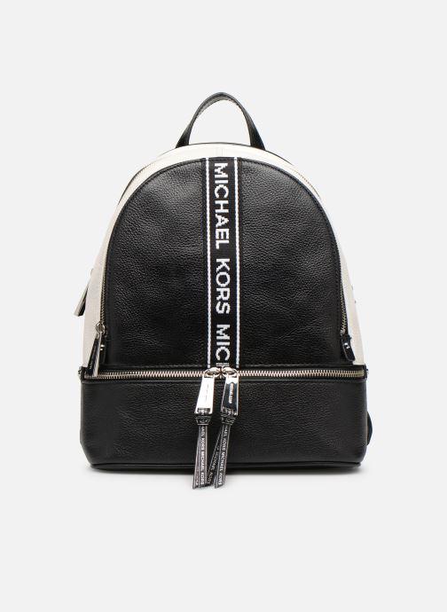 21ff7452a10e Rucksacks Michael Michael Kors RHEA ZIP MD Backpack Black detailed view/  Pair view