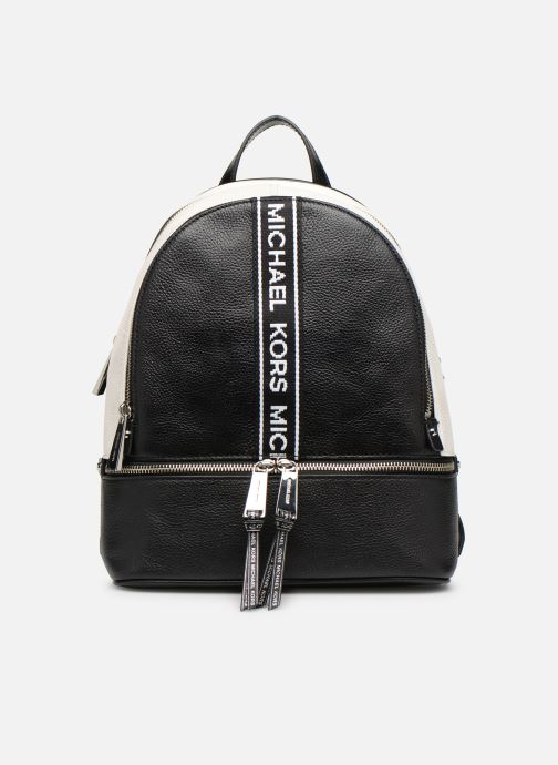 Rucksacks Michael Michael Kors RHEA ZIP MD Backpack Black detailed view/ Pair view