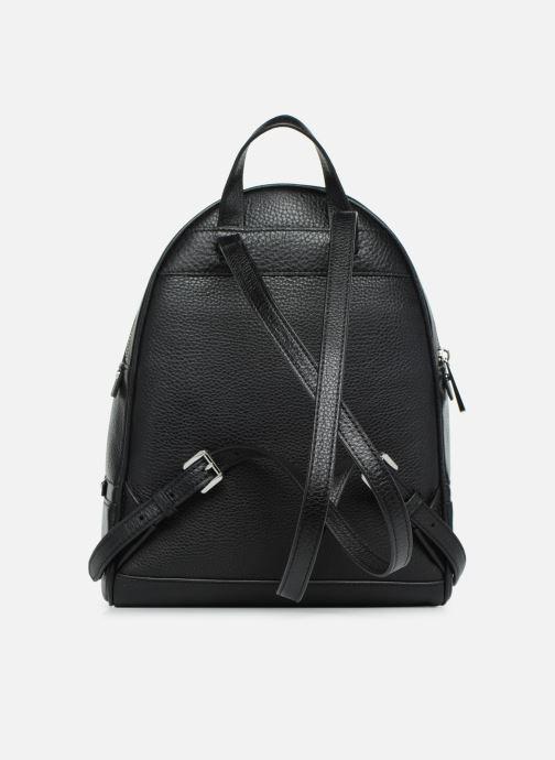 Mochilas Michael Michael Kors RHEA ZIP MD Backpack Negro vista de frente