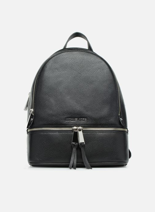 Rugzakken Michael Michael Kors RHEA ZIP MD Backpack Zwart detail