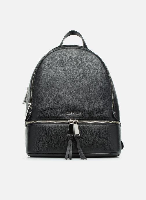 Sacs à dos Michael Michael Kors RHEA ZIP MD Backpack Noir vue détail/paire