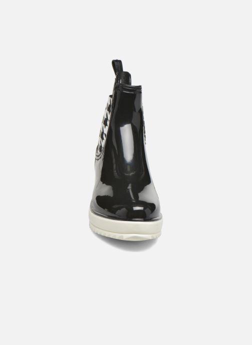 Boots en enkellaarsjes Colors of California Jane Zwart model