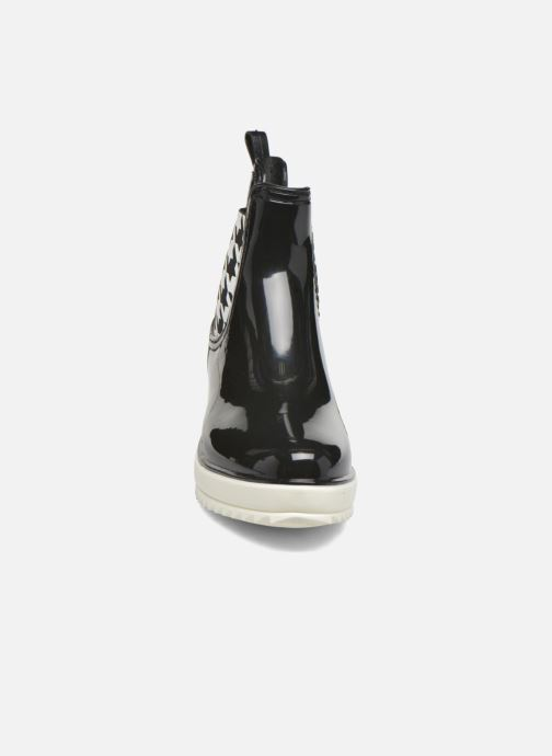 Bottines et boots Colors of California Jane Noir vue portées chaussures