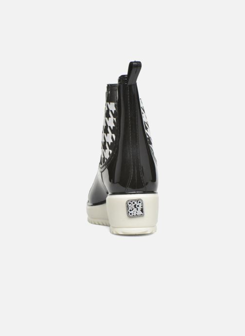 Boots en enkellaarsjes Colors of California Jane Zwart rechts