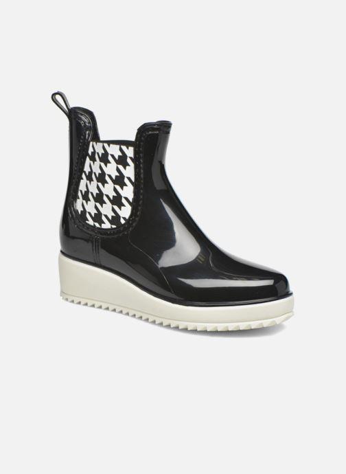 Bottines et boots Colors of California Jane Noir vue détail/paire