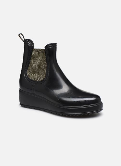 Boots en enkellaarsjes Colors of California Jane Zwart detail