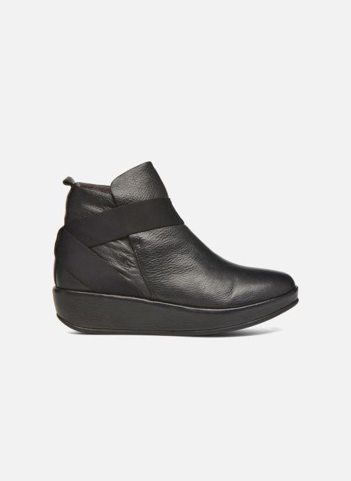 Bottines et boots Fly London Beta660 Noir vue derrière