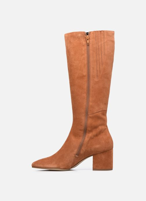 Bottes HÖGL Long Liner II Marron vue face