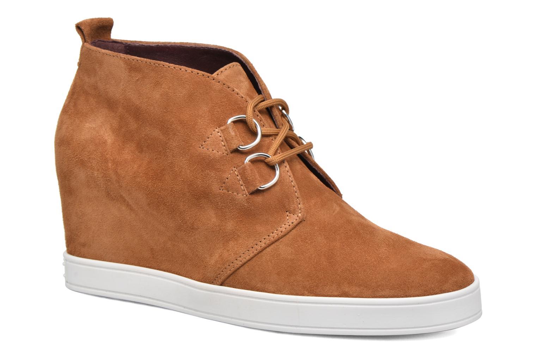 Nuevo zapatos HÖGL Christel (Marrón) - Más Zapatos con cordones en Más - cómodo c5201c