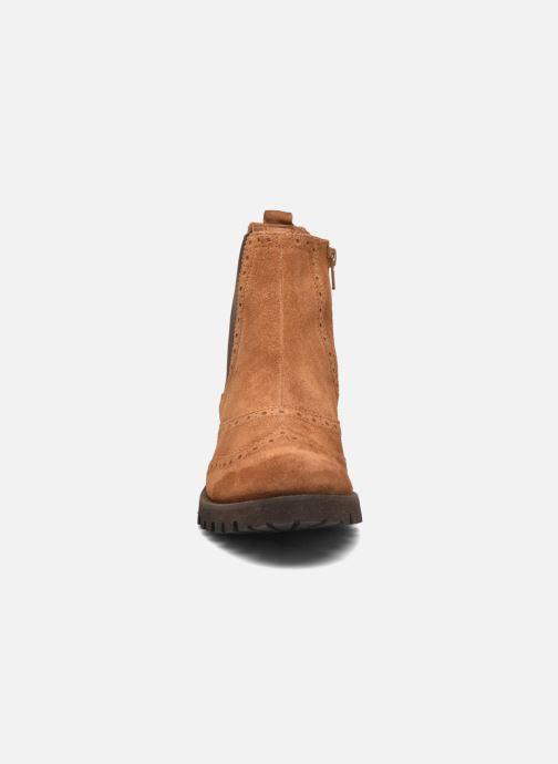 Boots en enkellaarsjes HÖGL Heida Bruin model