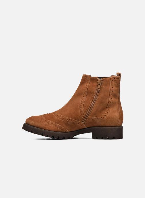 Boots en enkellaarsjes HÖGL Heida Bruin voorkant