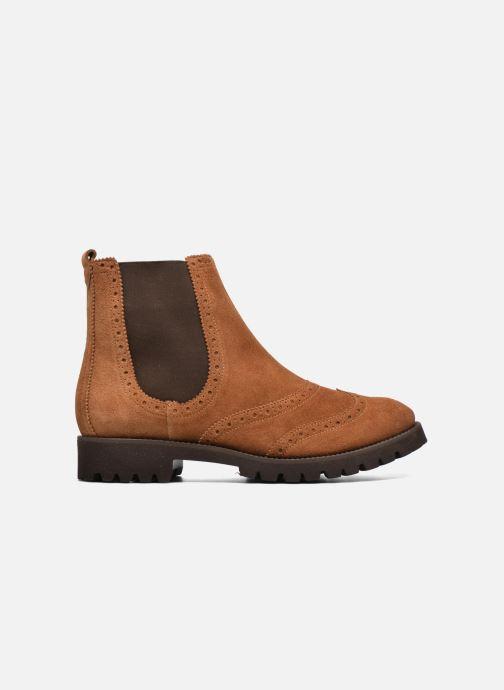 Boots en enkellaarsjes HÖGL Heida Bruin achterkant