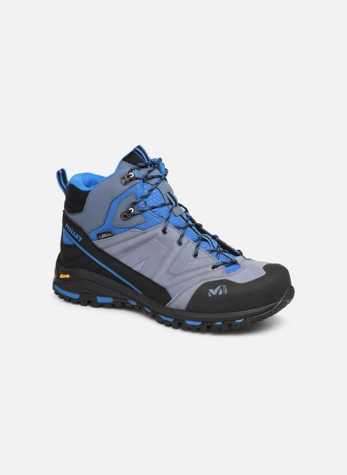 Zapatillas de deporte Millet Hike Up Mid GTX Gris vista de detalle / par