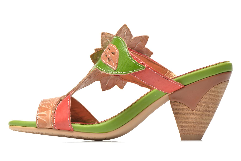 Mules & clogs Laura Vita Toucy Multicolor front view