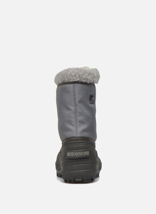 Bottes Sorel Youth Cumberland Gris vue droite