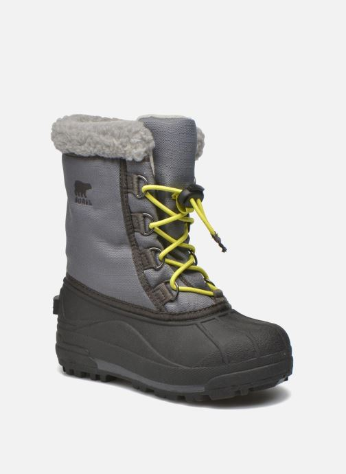 Laarzen Sorel Youth Cumberland Grijs detail