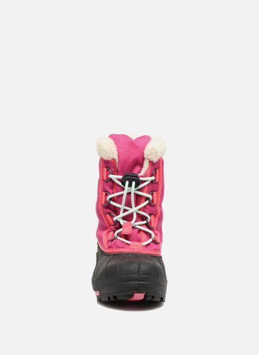 Støvler & gummistøvler Sorel Youth Cumberland Pink se skoene på