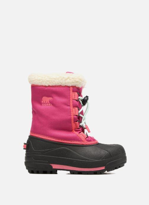 Støvler & gummistøvler Sorel Youth Cumberland Pink se bagfra