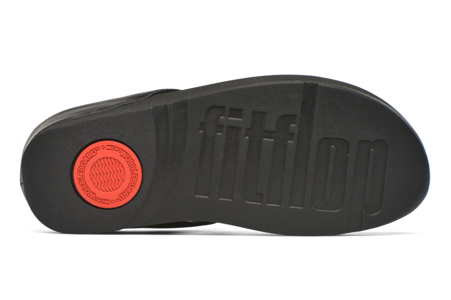 Flip flops FitFlop Rola Black view from above