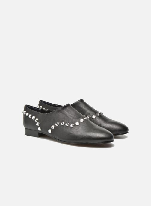 Loafers Opening Ceremony CHARLY Black 3/4 view