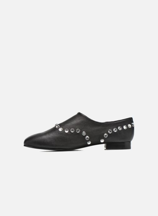 Loafers Opening Ceremony CHARLY Black front view