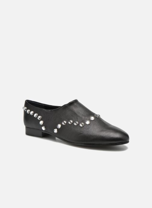 Loafers Opening Ceremony CHARLY Black detailed view/ Pair view