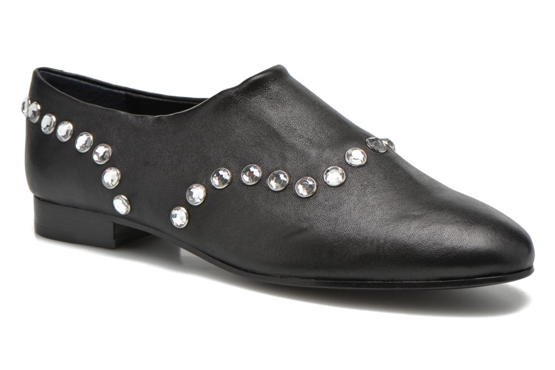 Loafers Opening Ceremony CHARLY Sort detaljeret billede af skoene