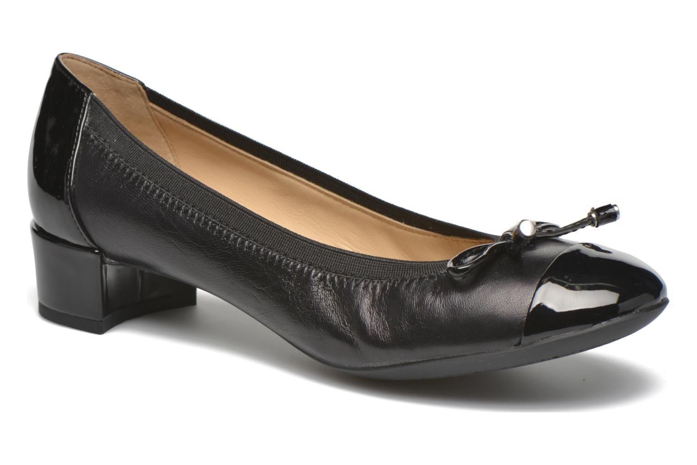 sports shoes 83b6f 5f655 A 264346 Carey Ballerines Geox Sarenza D54v8a D noir Chez qUAwT