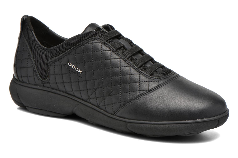 Sneakers Geox D NEBULA F D641EF Zwart detail