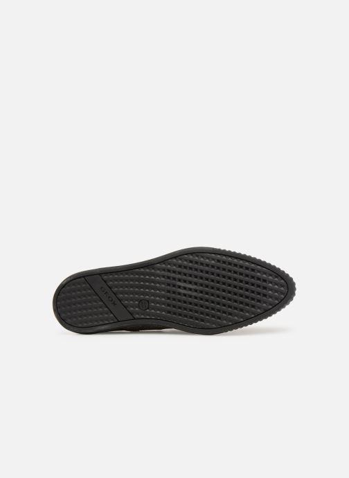 Sneakers Geox D AMALTHIA B D641MB Zilver boven