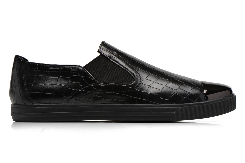 Sneakers Geox D AMALTHIA B D641MB Zwart achterkant