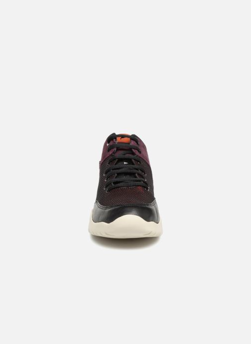 Sneakers Geox D SFINGE A D642NA Bordeaux model