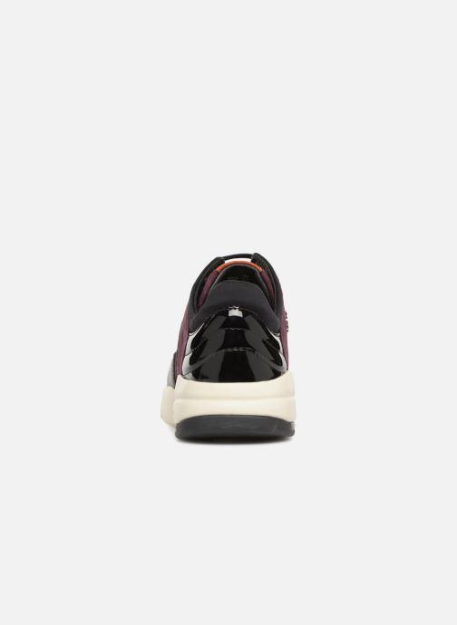 Sneakers Geox D SFINGE A D642NA Bordeaux rechts