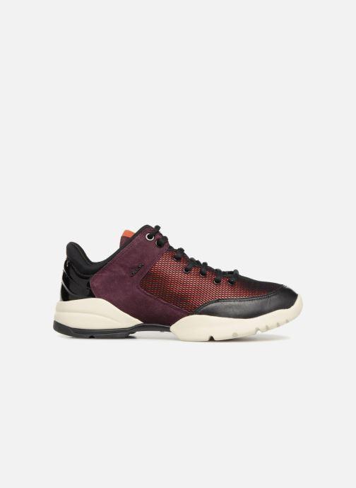 Sneakers Geox D SFINGE A D642NA Bordeaux achterkant