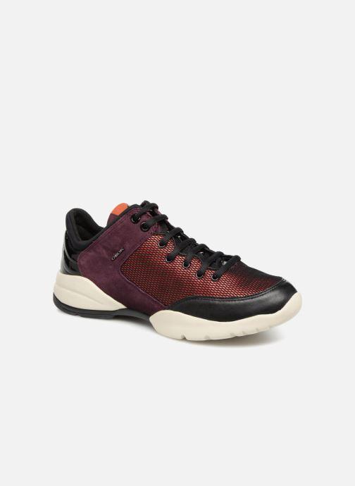 Sneakers Geox D SFINGE A D642NA Bordeaux detail