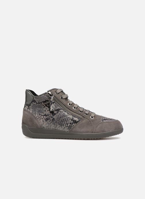 Sneakers Geox D MYRIA C D6468C Grigio immagine posteriore