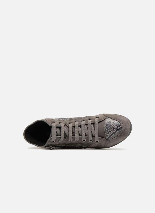 Sneakers Geox D MYRIA C D6468C Grigio immagine sinistra