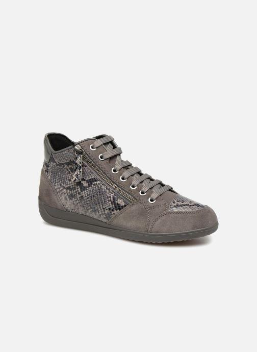 Sneakers Geox D MYRIA C D6468C Grigio vedi dettaglio/paio