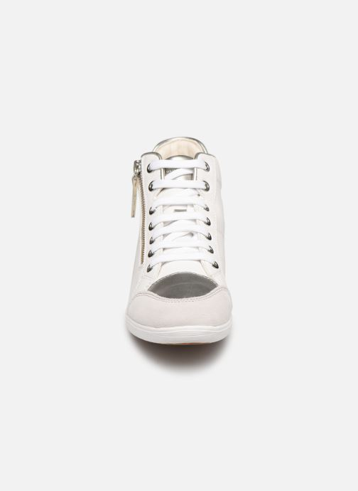 Myria Baskets D Geox Silver White C D6468c wN08mn
