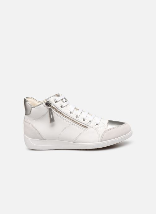 Trainers Geox D MYRIA C D6468C White back view