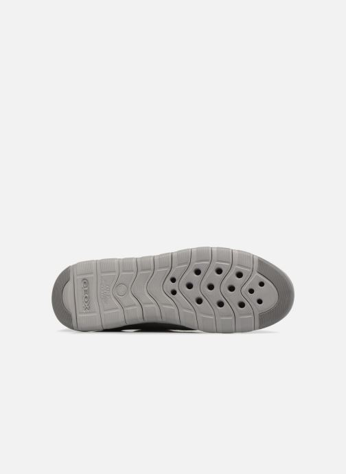 Sneaker Geox U XUNDAY 2FIT A U640DA grau ansicht von oben
