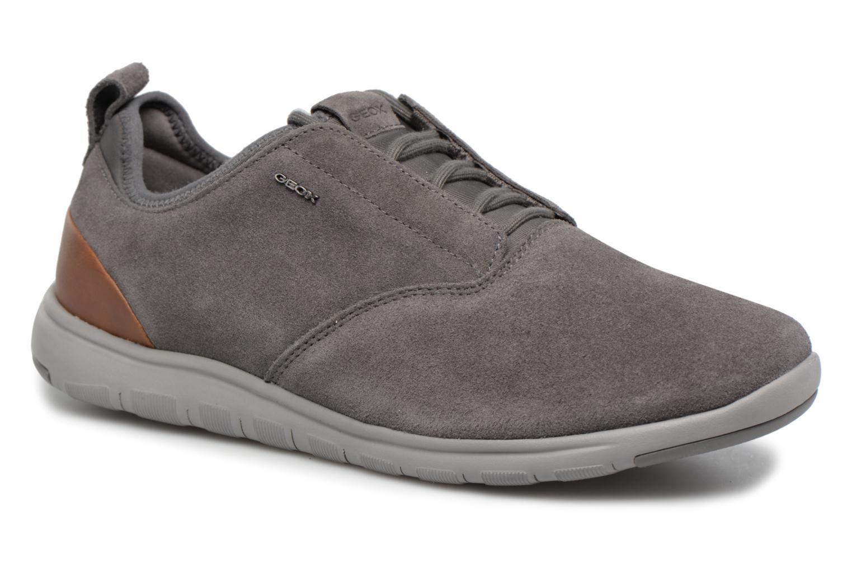 Sneakers Geox U XUNDAY 2FIT A U640DA Grigio vedi dettaglio/paio