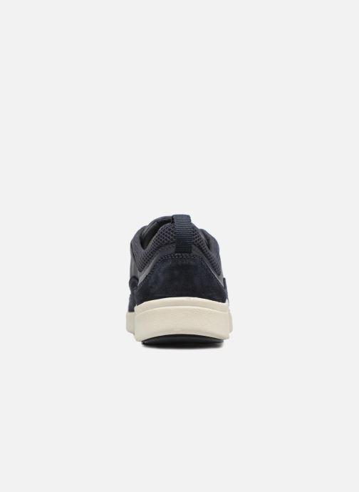 Sneaker Geox U AILAND A U641QA blau ansicht von rechts